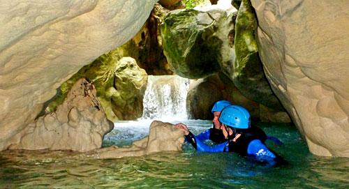 canyoning-guiasboira-barranquismo