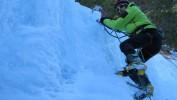 Curso escalada en hielo Benasque