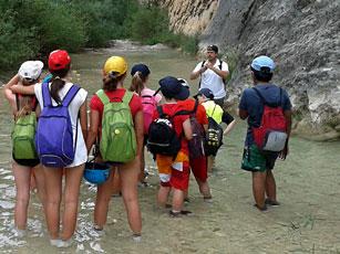 senderismo-escolares-guara