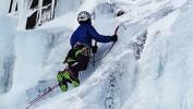 Curso escalada en hielo semana de reyes