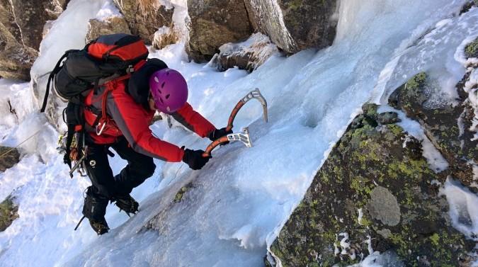 Curso Alpinismo Guadarrama