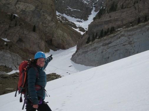 Alpinismo Peña Telera Gran Diagonal