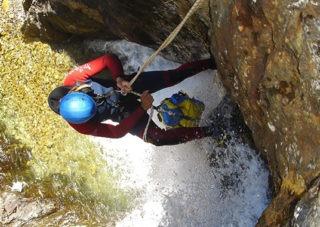 curso descenso de pirineos